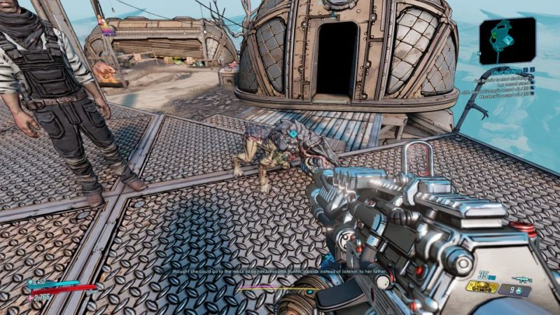 borderlands 3 - life of the party walkthrough and guide