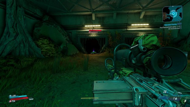 borderlands 3 - malevolent practice quest tips