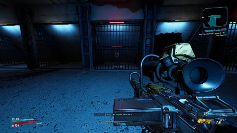 borderlands 3 - malevolent practice walkthrough and guide