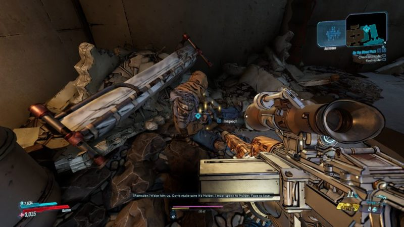 borderlands 3 - on the blood path wiki and guide