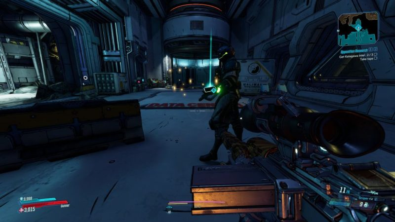 borderlands 3 - opposition research tips