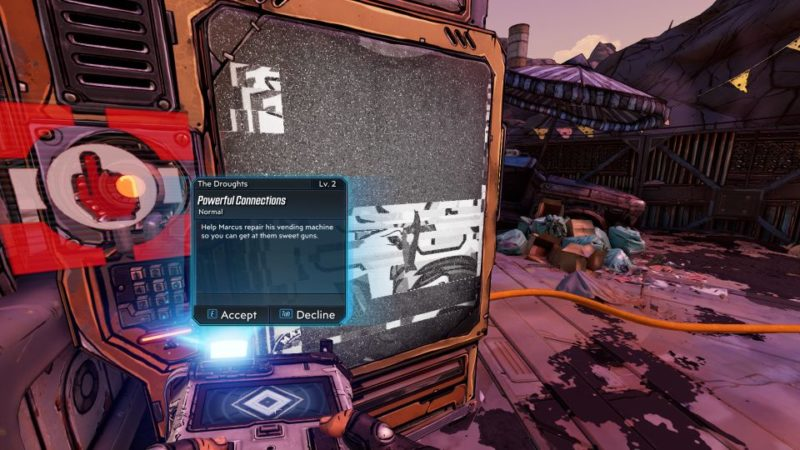 borderlands 3 - powerful connections