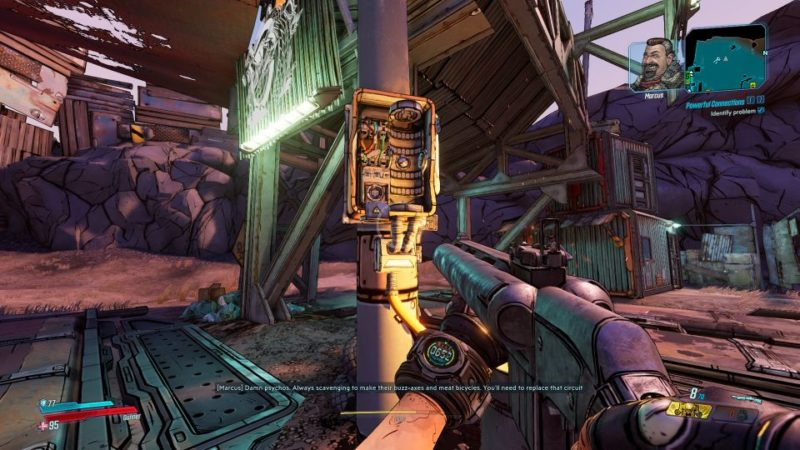 borderlands 3 - powerful connections guide