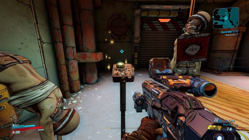 borderlands 3 - proof of wife mission guide