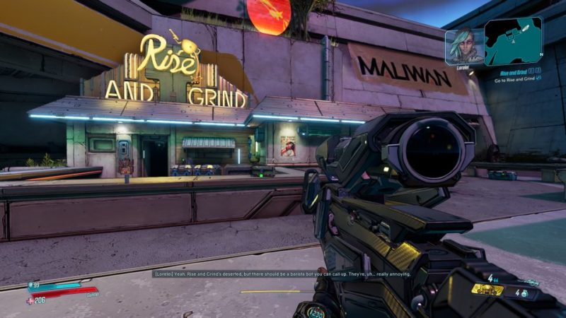 borderlands 3 - rise and grind guide and tips