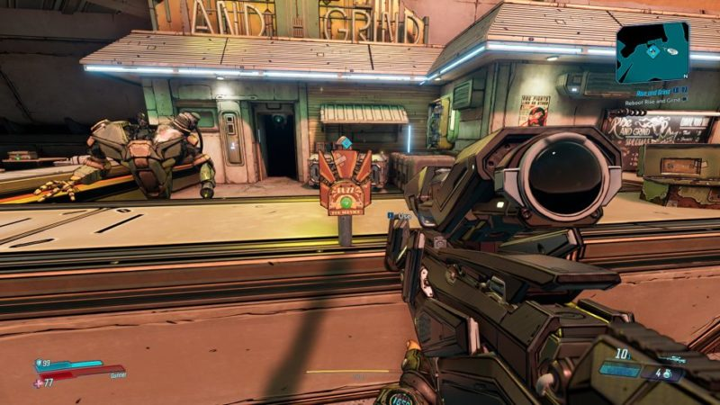 borderlands 3 - rise and grind walkthrough and guide