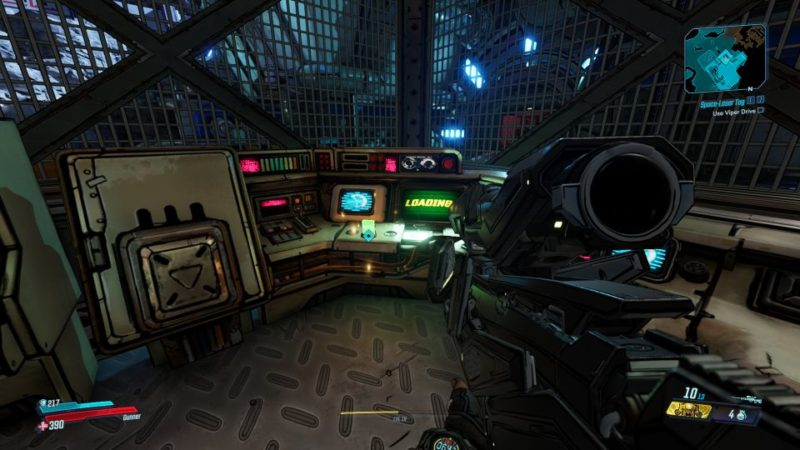borderlands 3 - space-laser tag how to defeat katagawa