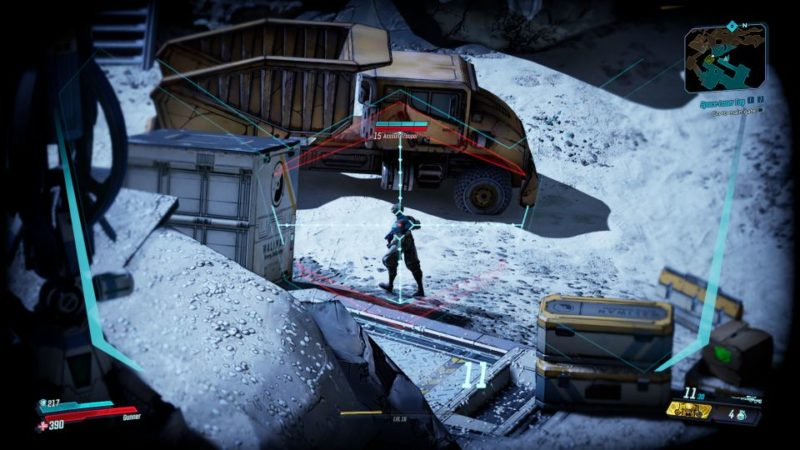 borderlands 3 - space-laser tag wiki and guide