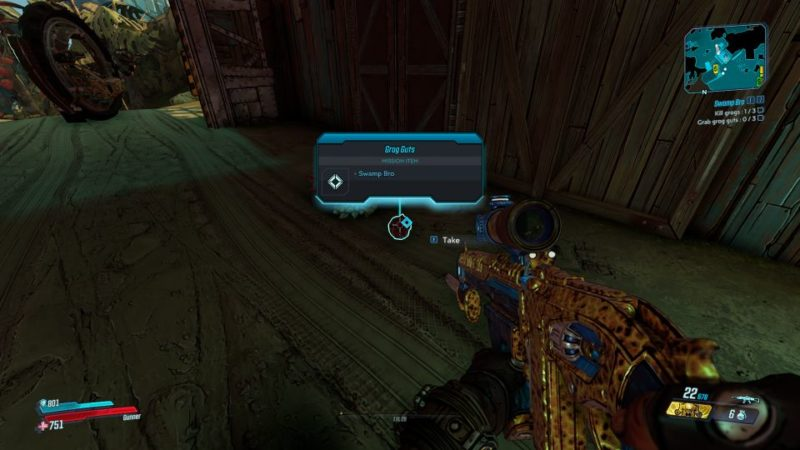 borderlands 3 - swamp bro guide and tips