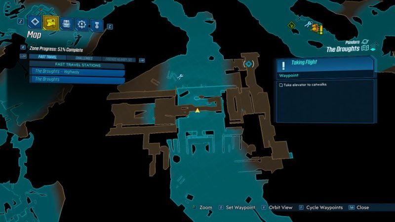 borderlands 3 - taking flight wiki