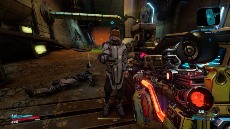 borderlands 3 - technical nogout tips and guide