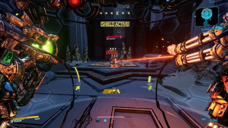 borderlands 3 - the demon in the dark tips and guide walkthrough