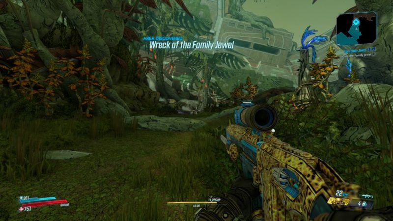 borderlands 3 - the family jewel wiki