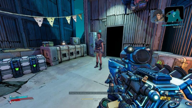borderlands 3 - the feeble and the furious guide and tips