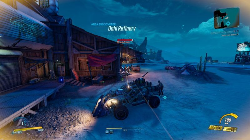 borderlands 3 - the feeble and the furious mission walkthrough