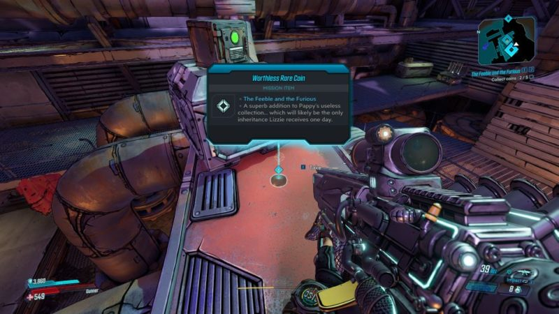 borderlands 3 - the feeble and the furious tips