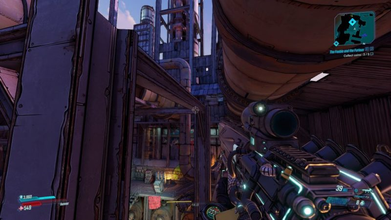 borderlands 3 - the feeble and the furious tips and guide