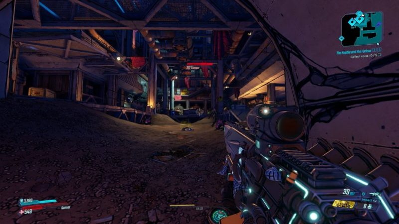 borderlands 3 - the feeble and the furious walkthrough n guide