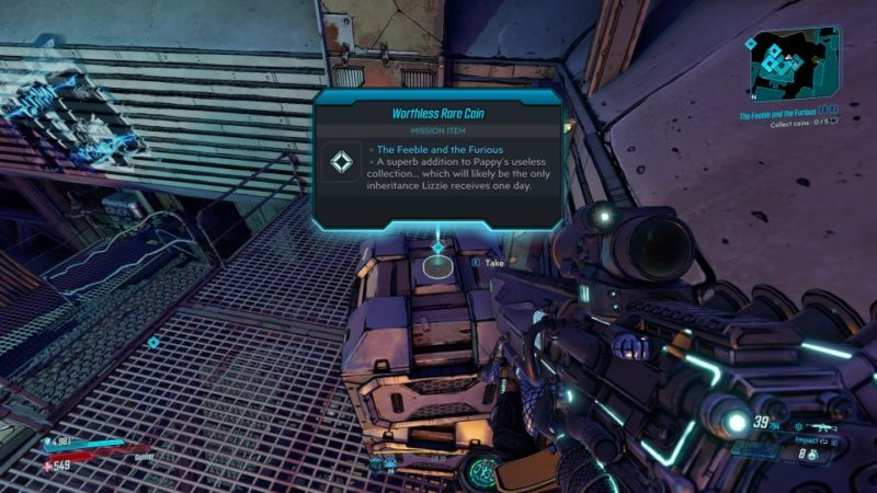 borderlands 3 - the feeble and the furious wiki and guide