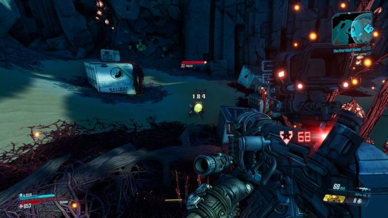 borderlands 3 - the first vault hunter mission guide