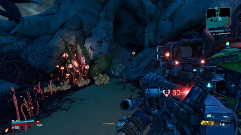borderlands 3 - the first vault hunter mission tips