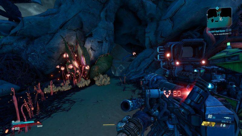 borderlands 3 - the first vault hunter mission tips