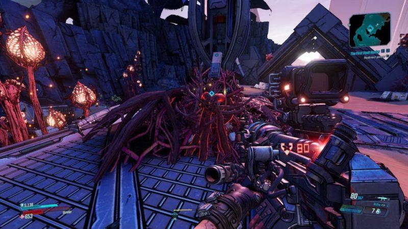 borderlands 3 - the first vault hunter mission walkthrough