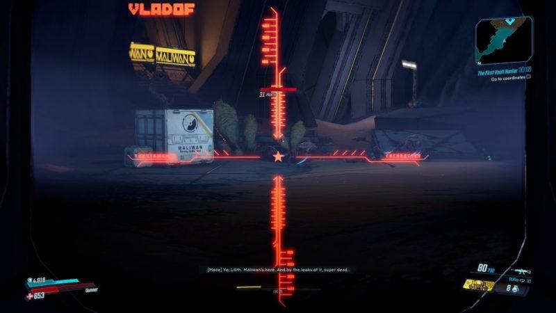 borderlands 3 - the first vault hunter quest tip
