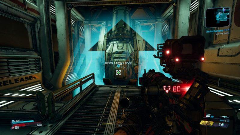 borderlands 3 - the first vault hunter quest walkthrough