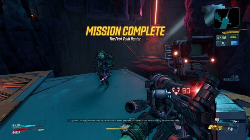 borderlands 3 - the first vault hunter tips and guide