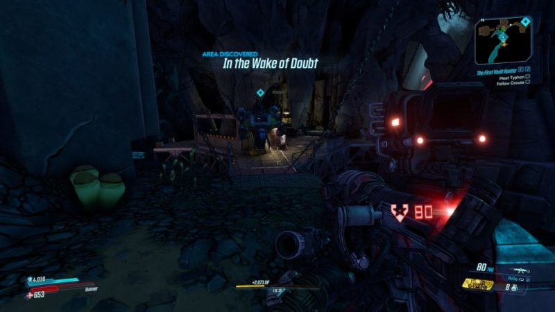 borderlands 3 - the first vault hunter walkthrough and guide