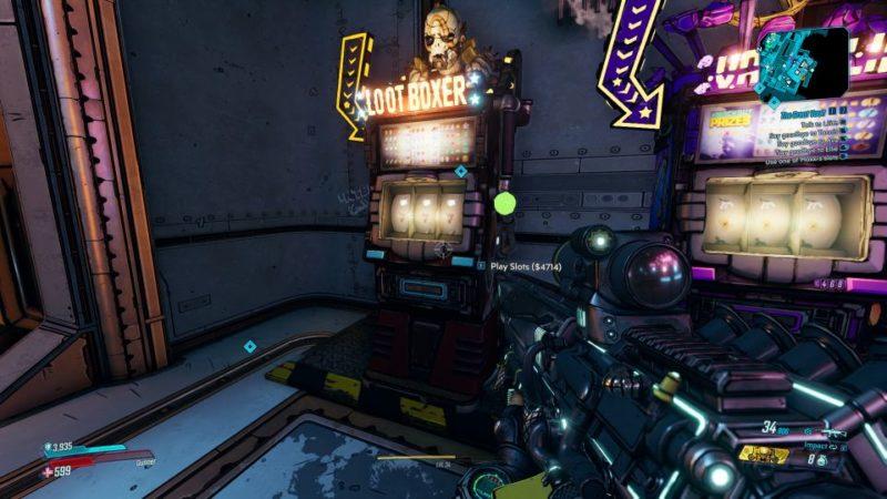 borderlands 3 - the great vault mission