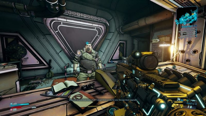 borderlands 3 - the great vault quest walkthrough