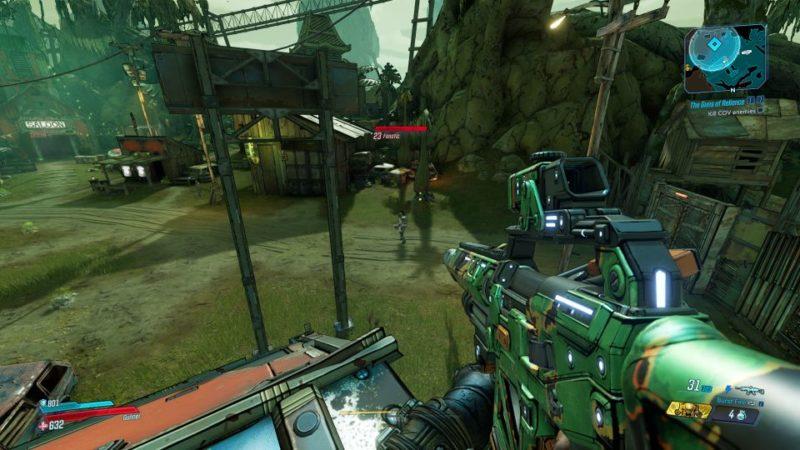 borderlands 3 - the guns of reliance quest walkthrough