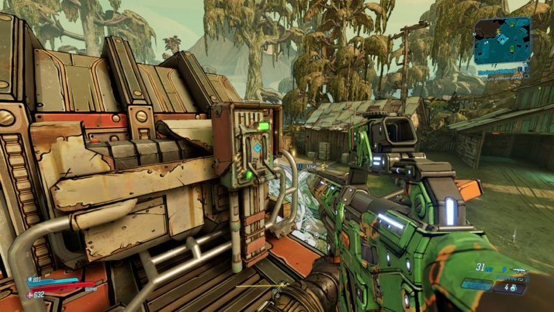 borderlands 3 - the guns of reliance tips
