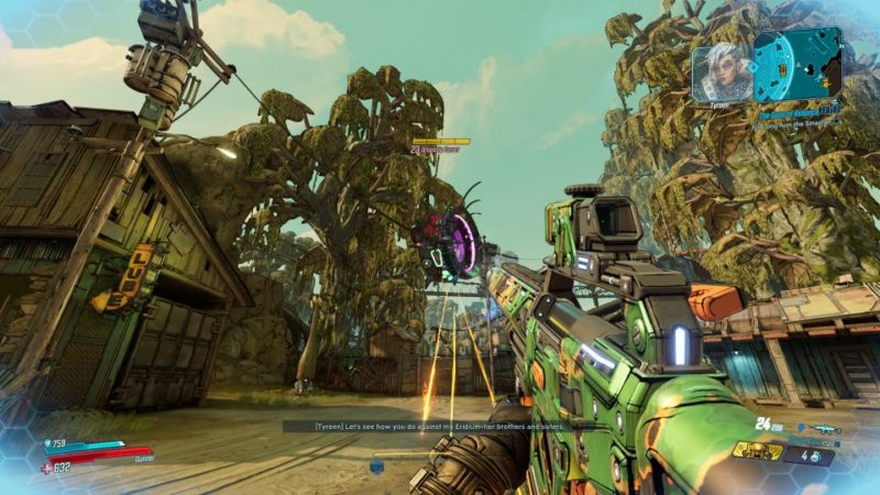 borderlands 3 - the guns of reliance wiki