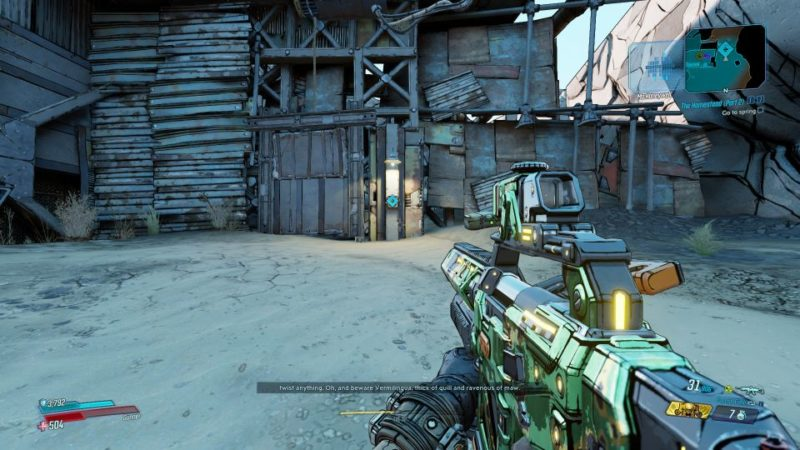 borderlands 3 - the homestead part 2 guide and tips