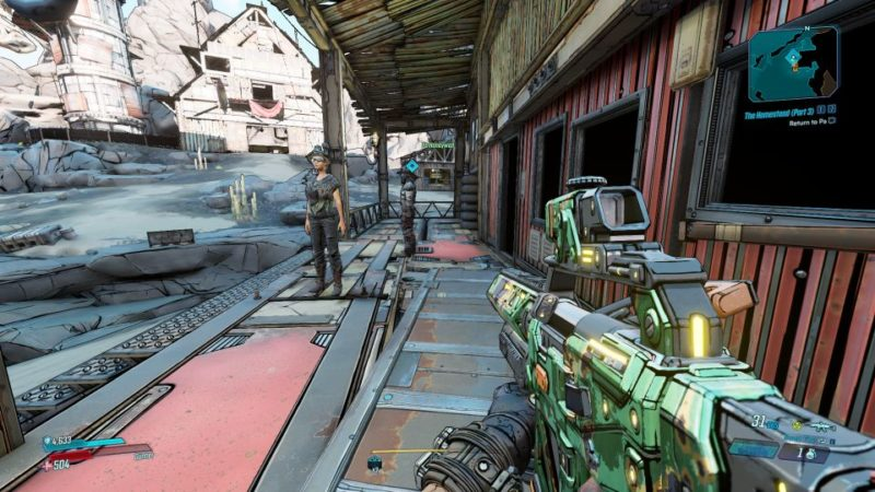 borderlands 3 - the homestead part 3 wiki and guide