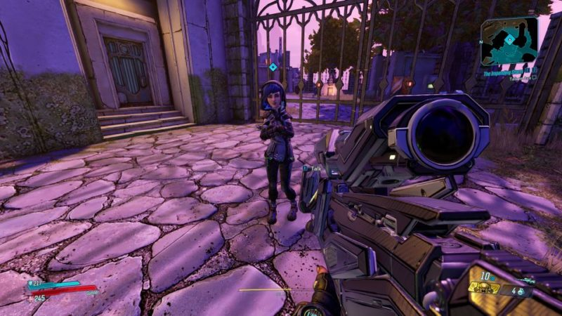 borderlands 3 - the impending storm tips