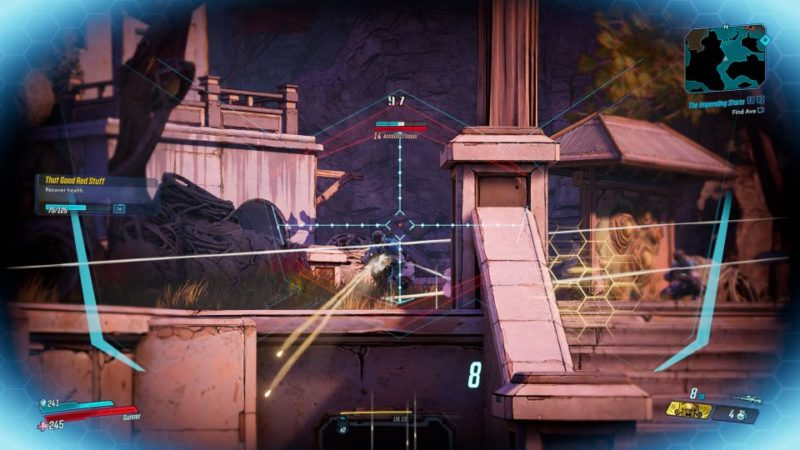 borderlands 3 - the impending storm tips and guide