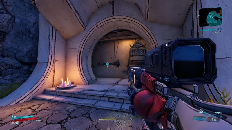 borderlands 3 - the impending storm wiki