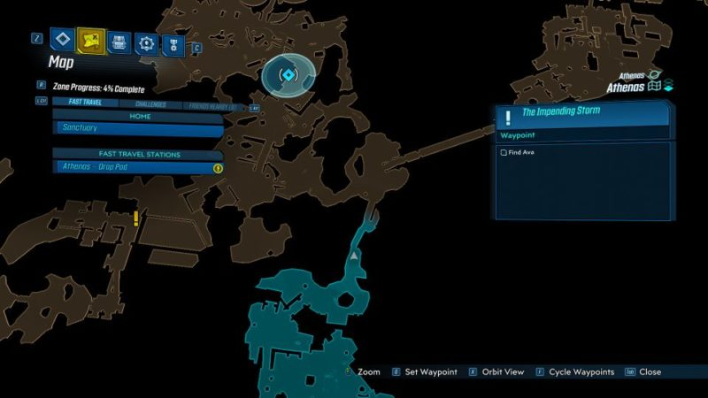 borderlands 3 - the impending storm wiki and guide