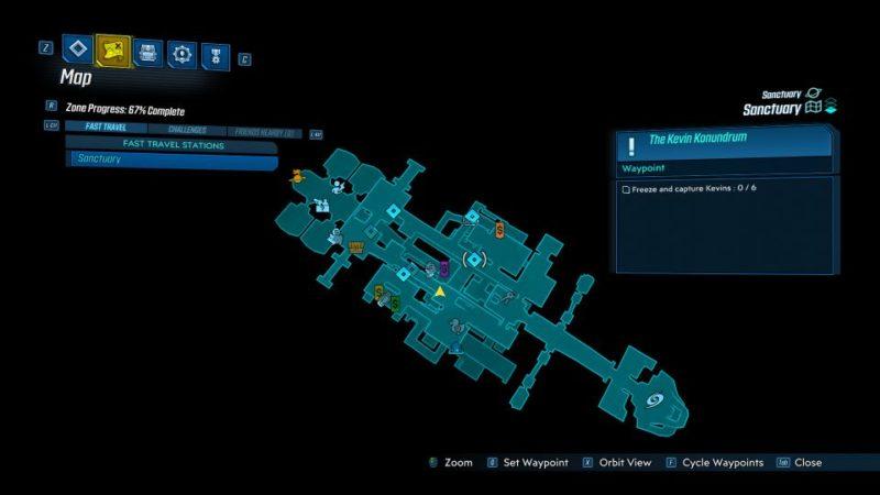 borderlands 3 - the kevin konundrum mission