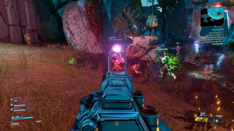 borderlands 3 - trial of instinct guide and tips