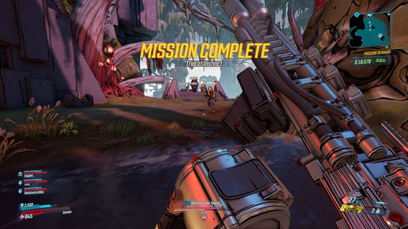 borderlands 3 - trial of instinct wiki and guide