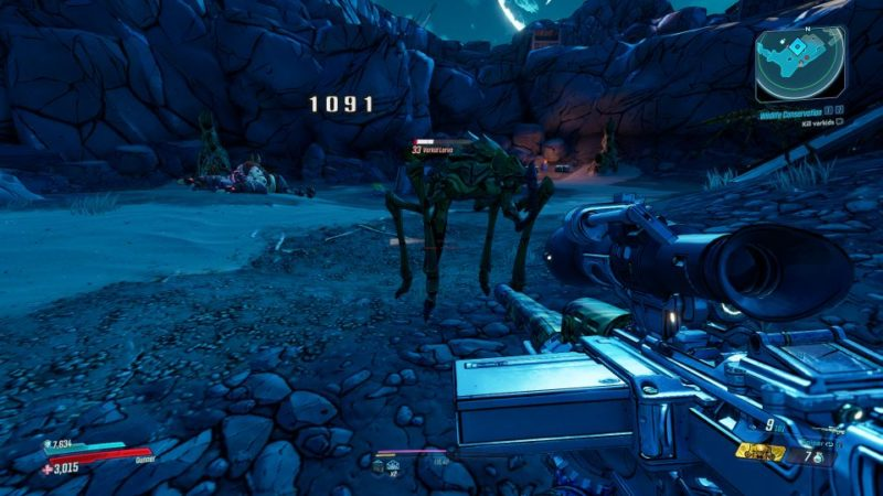 borderlands 3- wildlife conservation tips and guide