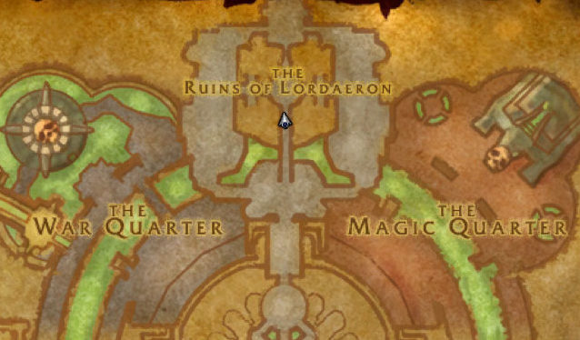 how to get to orgrimmar from undercity
