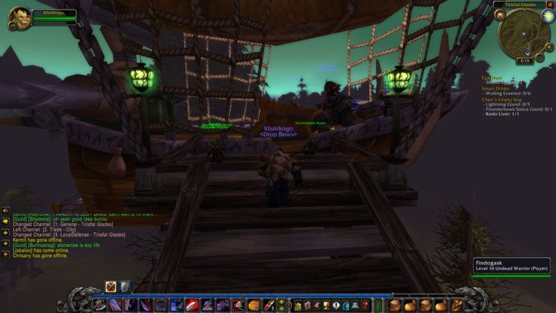 how to go to orgrimmar from undercity