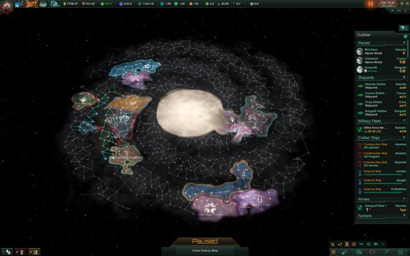 best games set in space