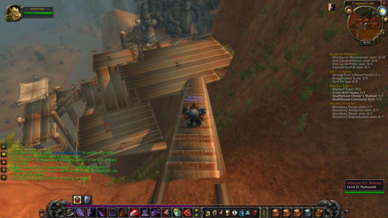 wow classic - gerenzo wrenchwhistle waterwheel location